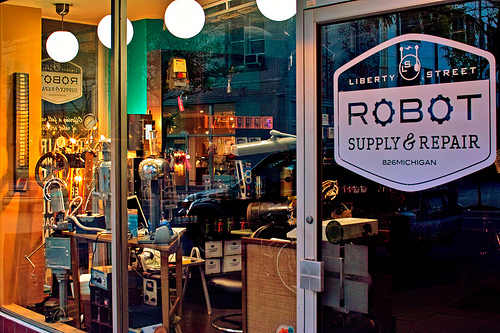 Robots, Supply & Repair... Robots, venta y reparación