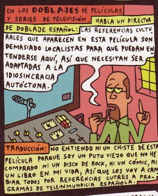 Las referencias culturales vistas por Mauro Entrialgo