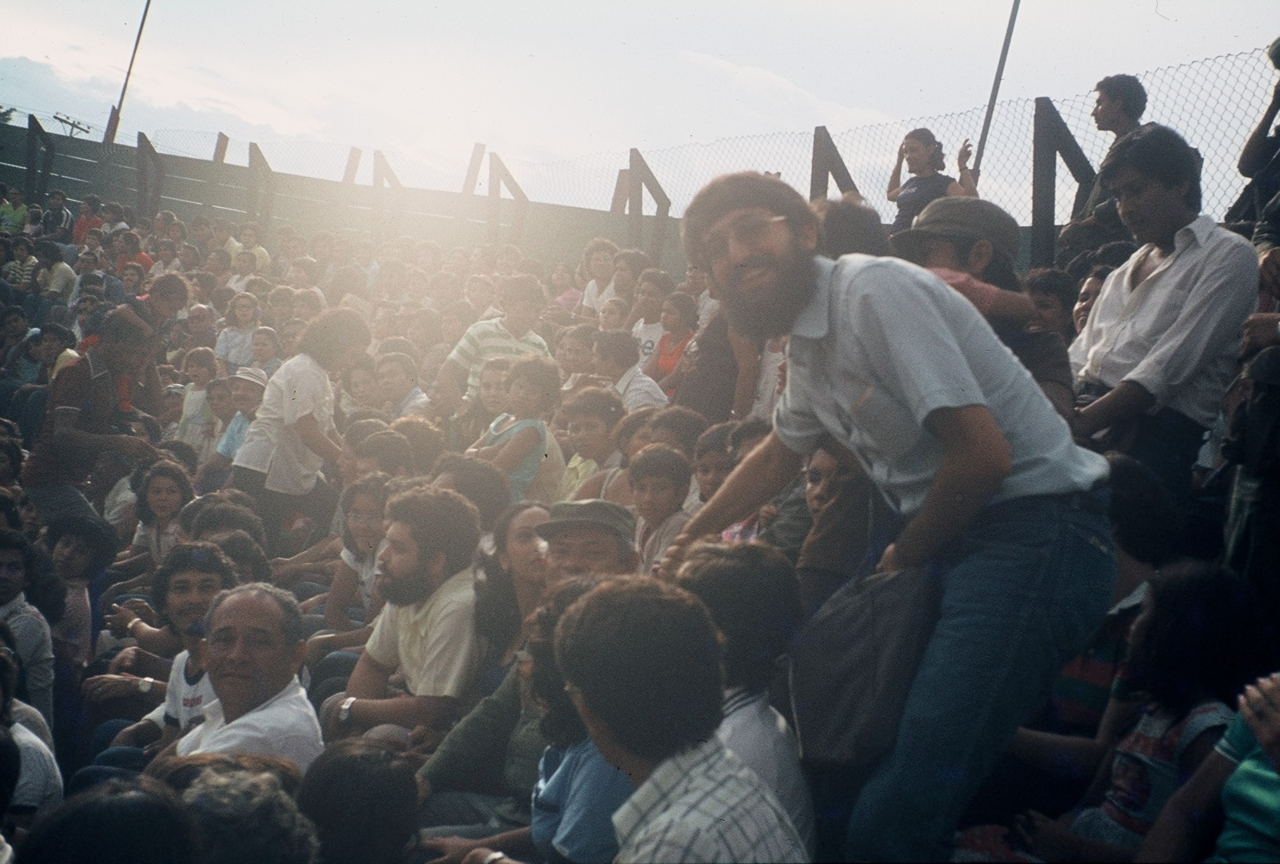 Managua, 1980