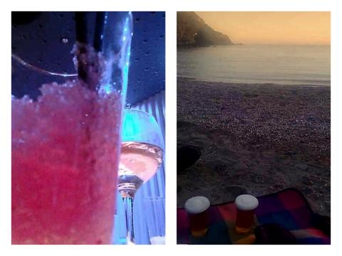 Decisión (en realidad estas dos fotos son en Cartagena pero sirva para ilustrar el concepto)