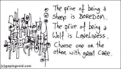 Sheep/Wolf