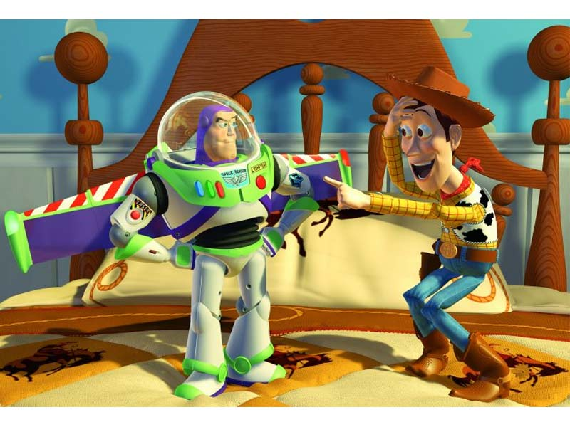 Toy Story (c) Pixar