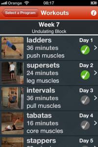 Y aquí tenemos el satisfactorio tick verde junto al ejercicio de hoy.