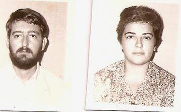 Internacionalistas Emilio Martínez y Carmen Pagán