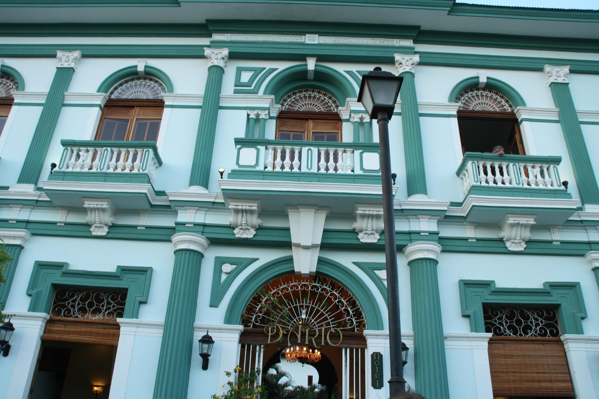Hotel Darío, Granada, Nicaragua